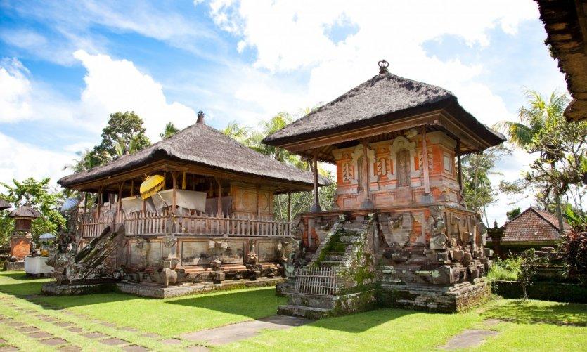 Temple Pura Kebo Edan.