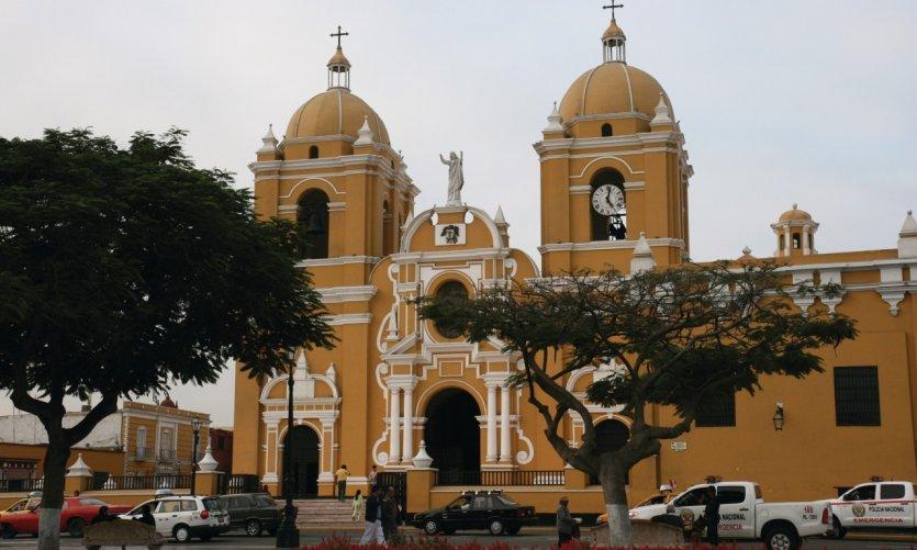 Cathédrale de Trujillo.