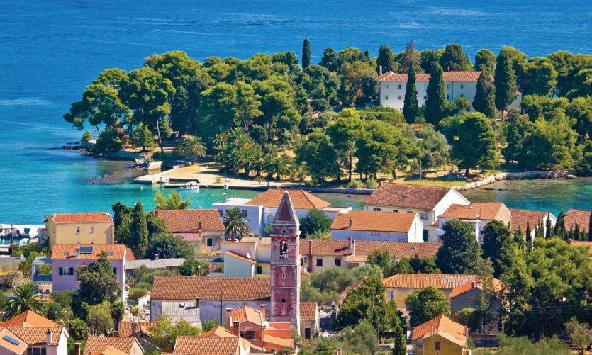 Le grand tour de la Croatie