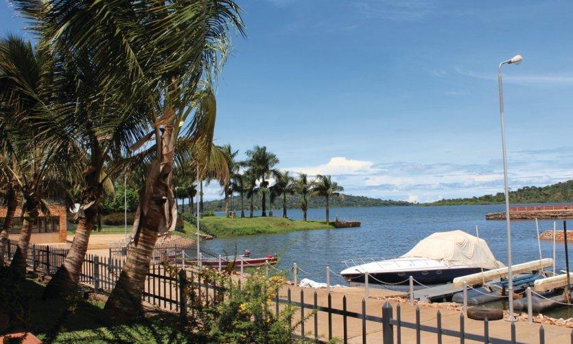 Lac Victoria.