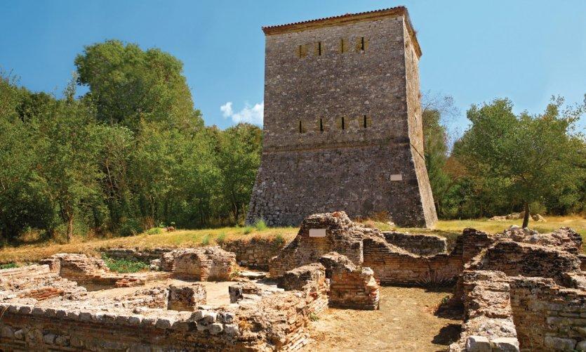 Ruines de Butrint.