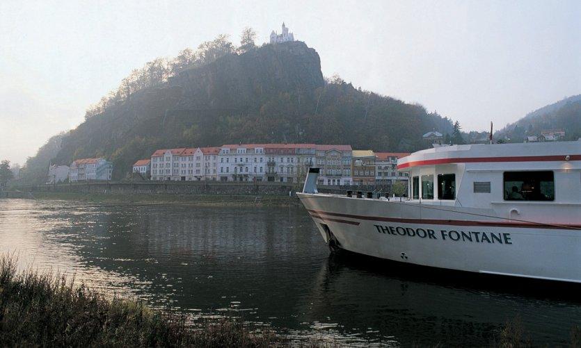 Croisière sur l'Elbe