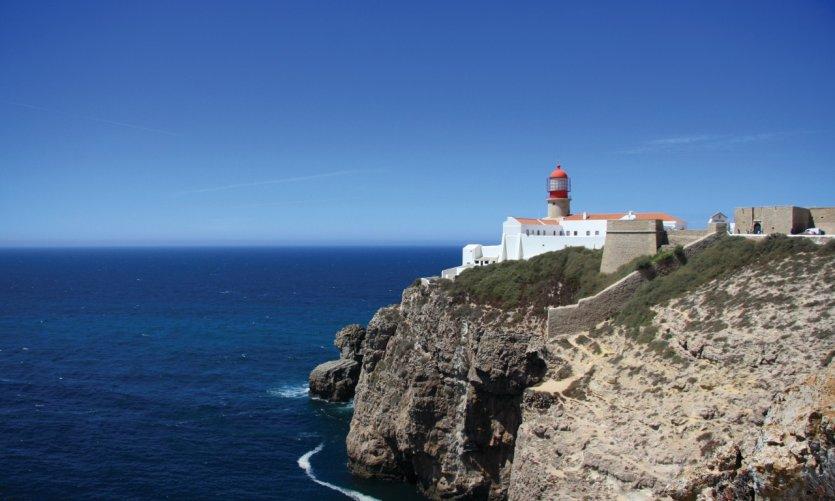 Cabo São Vicente - Sagres.