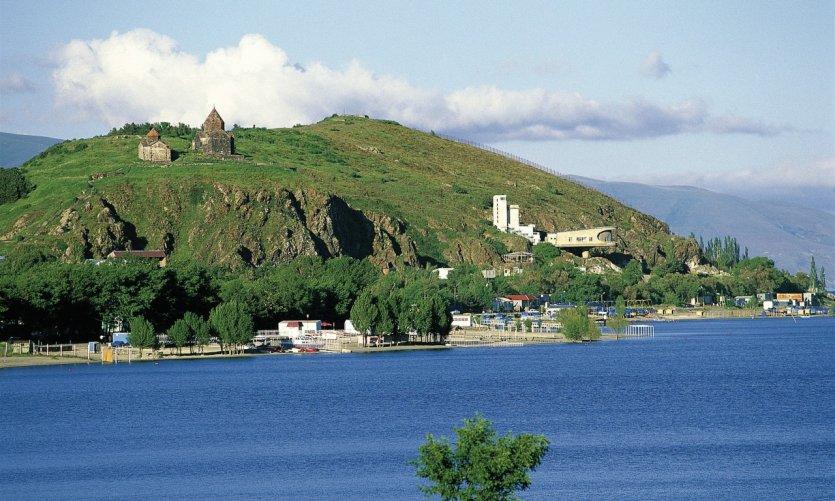 Lac Sevan.
