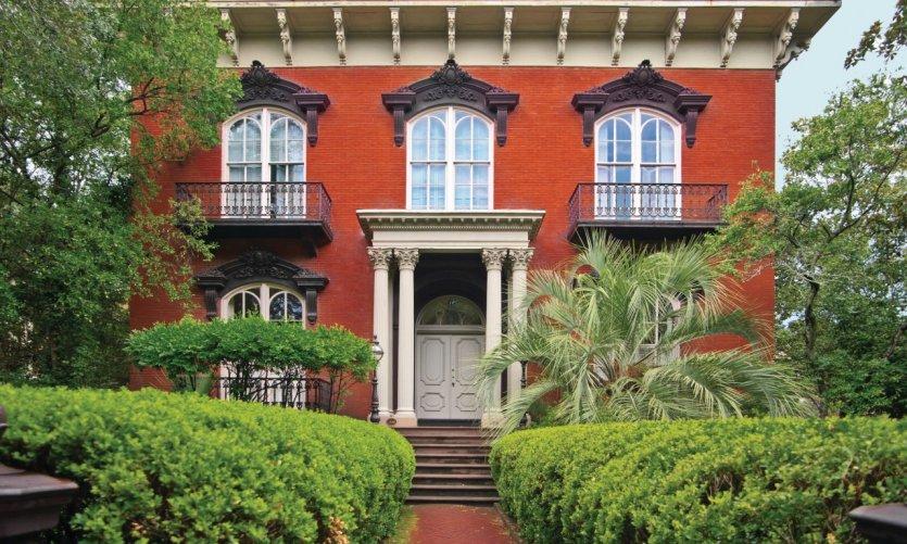 Mercer Williams House.