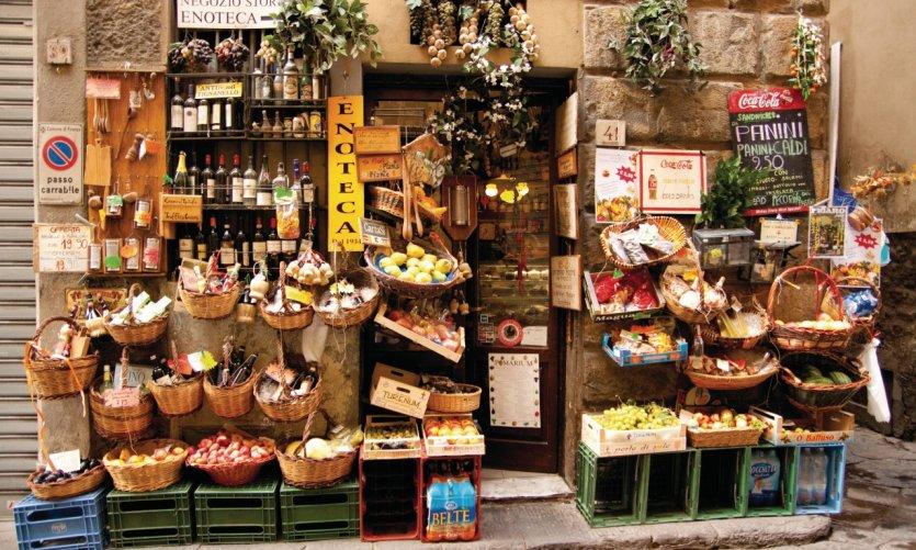 Épicerie florentine.