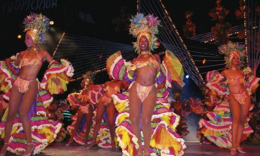 Cabaret Tropicana.