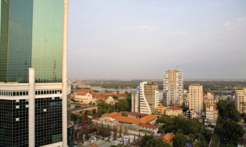 <p>Hô Chi Minh-Ville.</p>