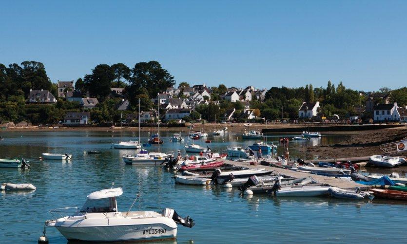 Morbihan le guide touristique petit fut - Mairie de l ile aux moines ...