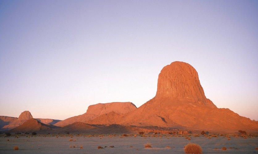 Pic Ilarene, près de Tamanrasset