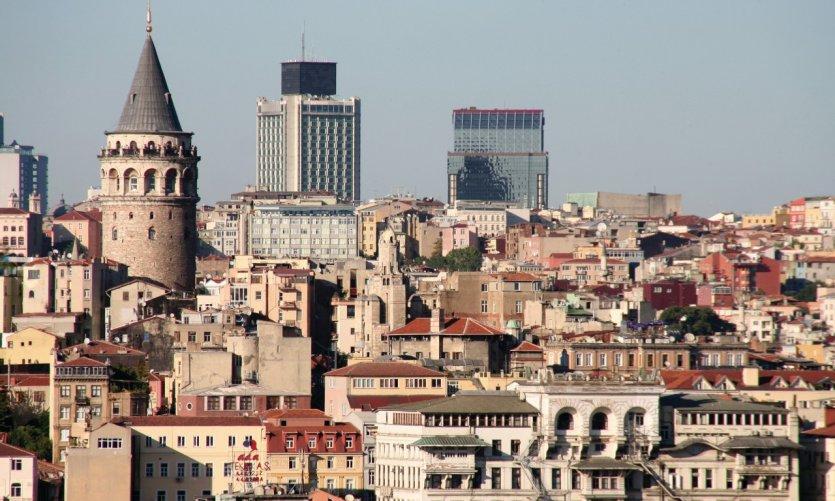 <p>Torre de Gálata.</p>