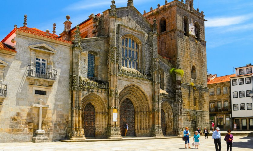 <p>Lamego Cathedral.</p>