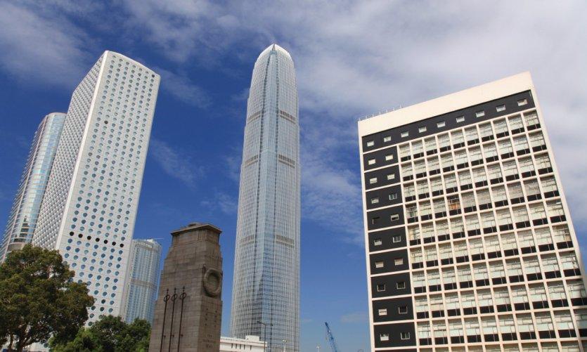 Hong Kong City Hall.