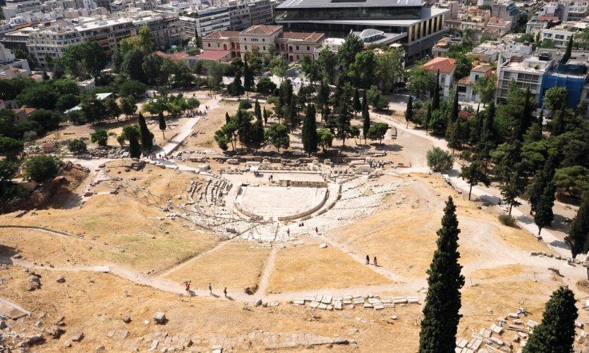 Théâtre de Dionysos.