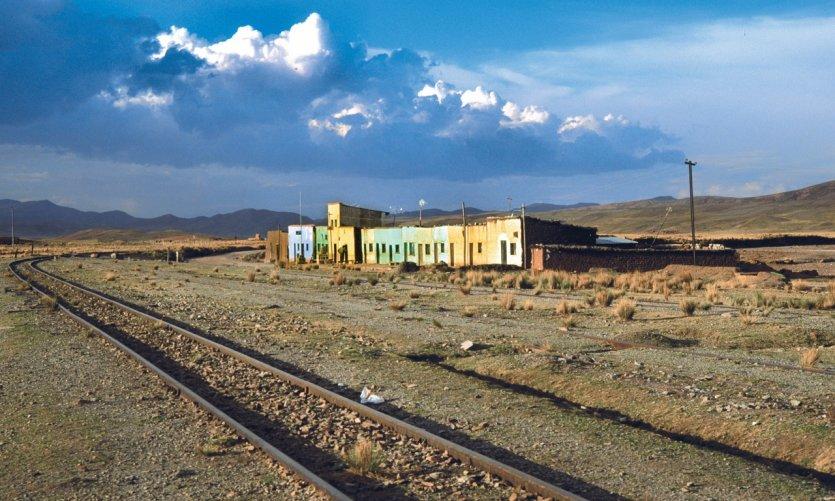Gare de Comanche.