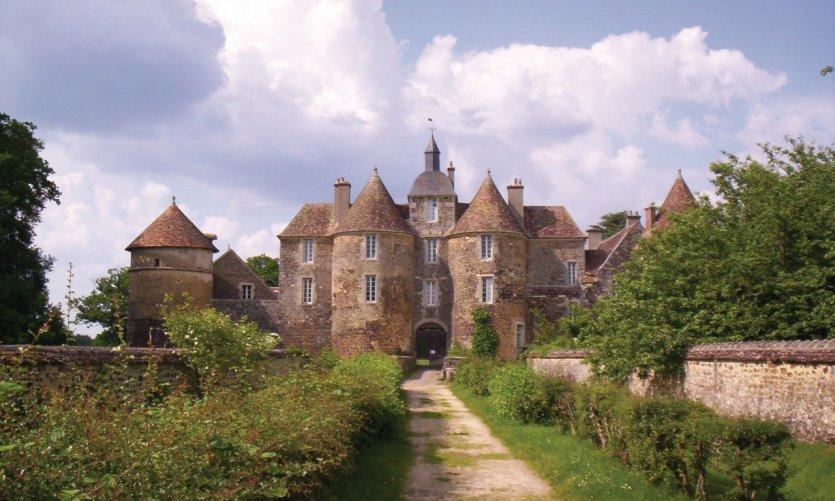 Le château de Ratilly