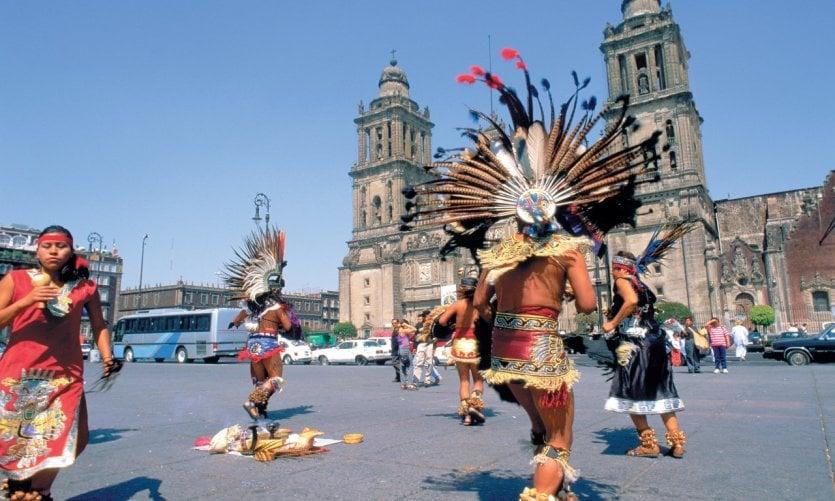 Découverte express de Mexico City