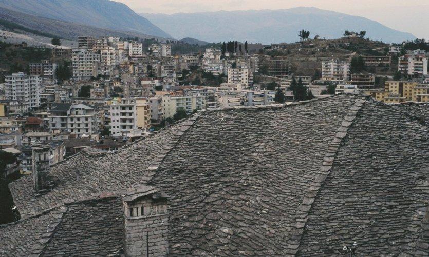 Gjirokastra, la