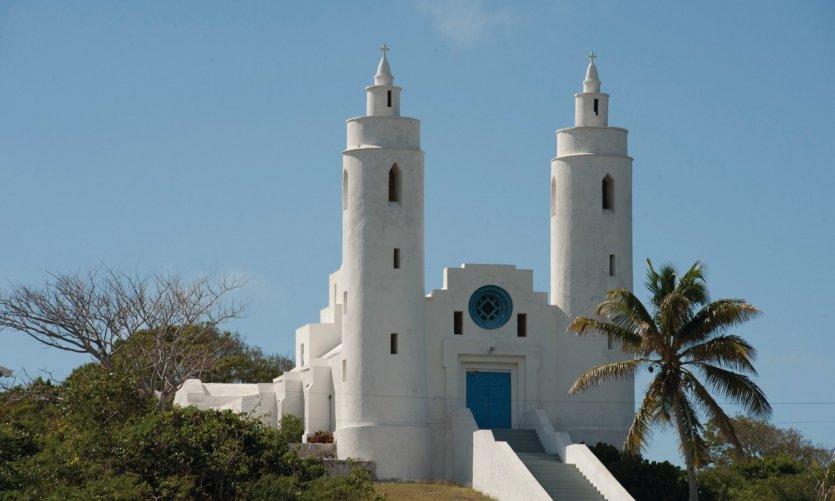 Église Saint Peter.
