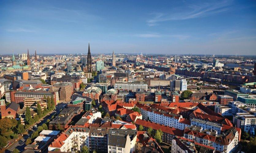 <p>Hambourg.</p>