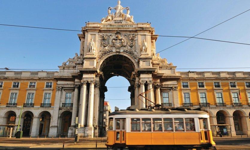 Un fin de semana en Lisboa