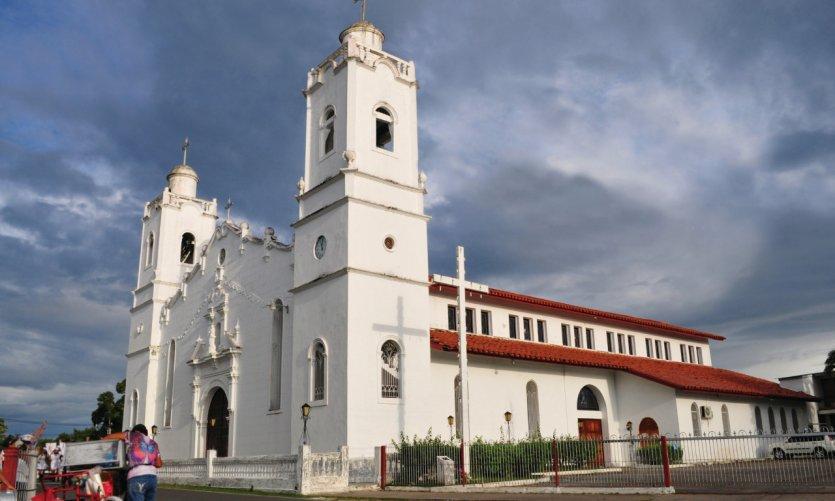 Eglise de Penonomé.