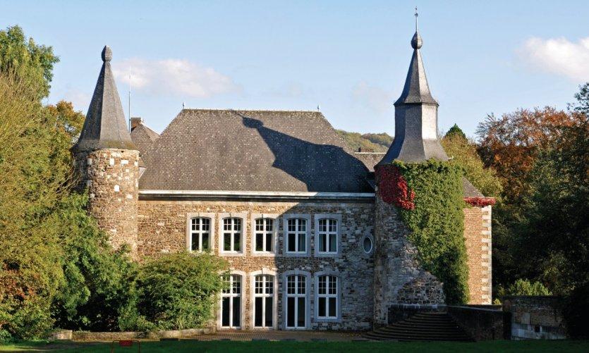 Chateau de Colonster.