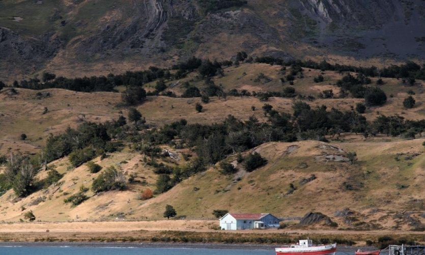 <p>Estuaire Esperanza</p>