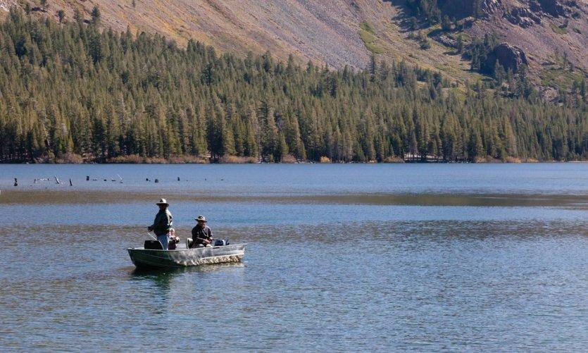 <p>Mammoth Lakes.</p>