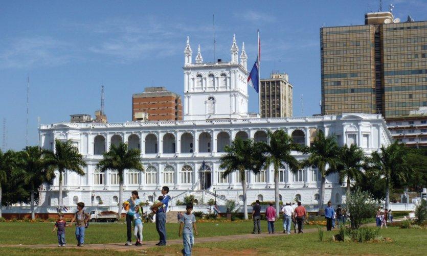 Paraguay's wealth