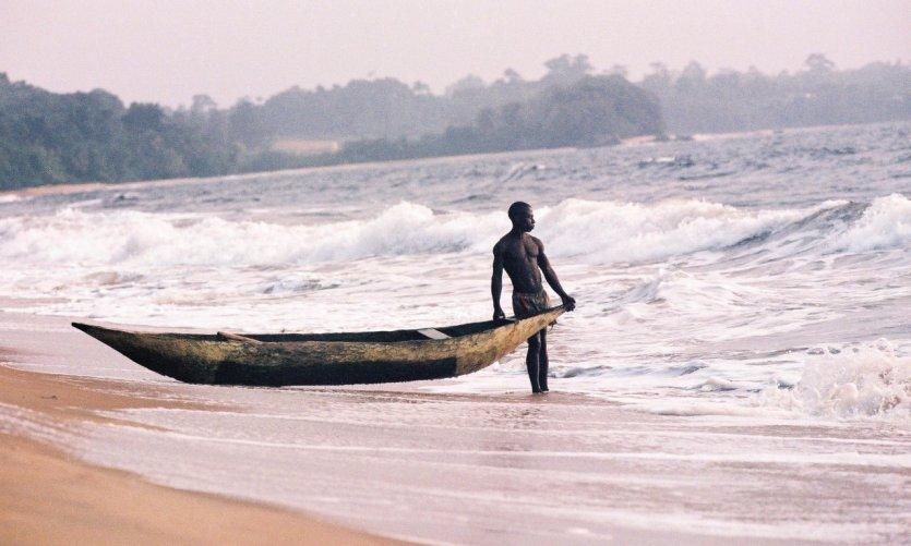 Les pêcheurs de Kribi.