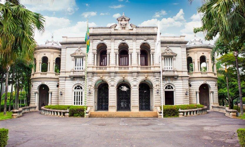 Palacio da Liberdade, Belo Horizonte.