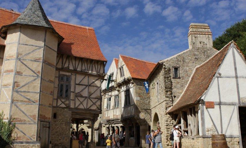 Cité médiévale du Puy du Fou