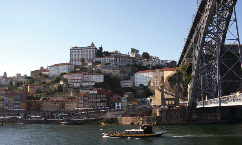 Croisière sur le fleuve Douro