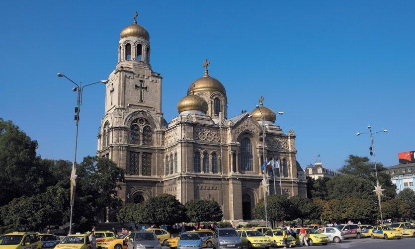 Cathédrale de l'Assomption.