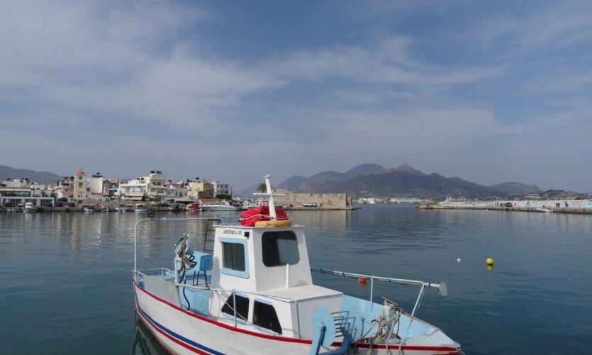 PORT veneciano de Ierapetra.