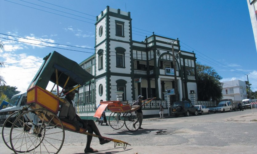 Architecture coloniale de Tamatave