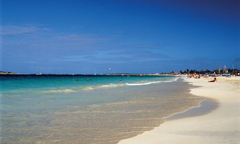 Playa del Carmen, station balnéaire de la Mer des Caraïbes.