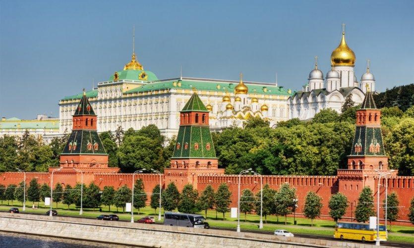 La Moscú de los zares rusos