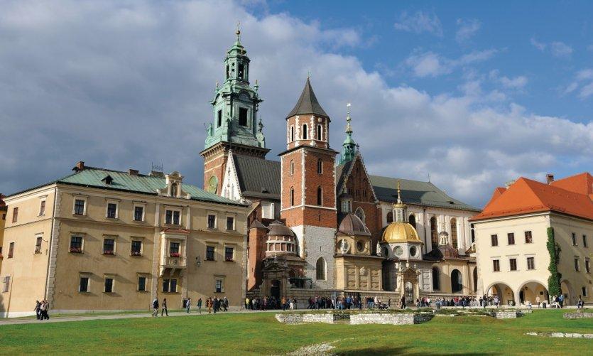 Cathédrale de Wawel.