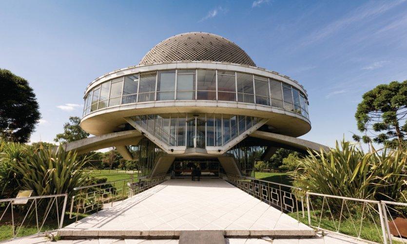 Planetario Galileo Galilei.