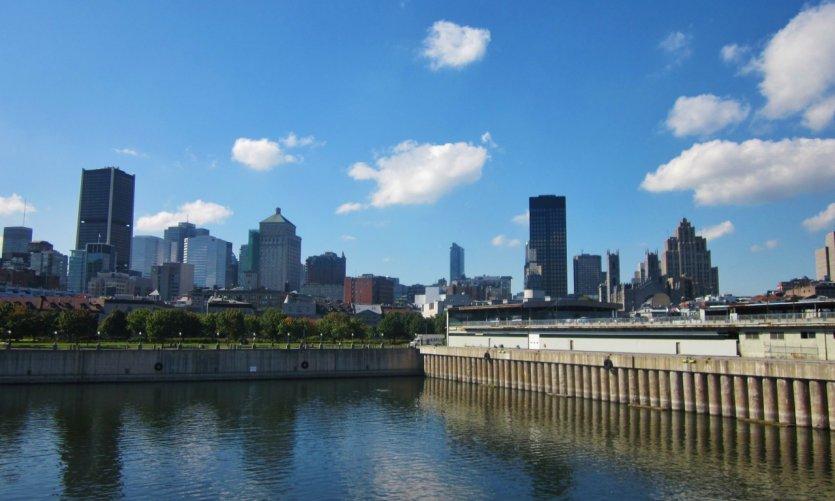 Vieux-Montréal et Vieux-Port.