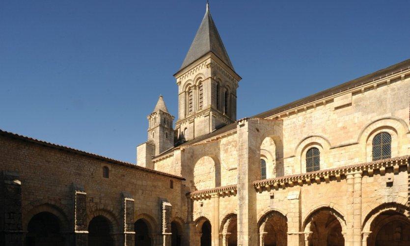 Abbaye Nieul-sur-l'Autise.