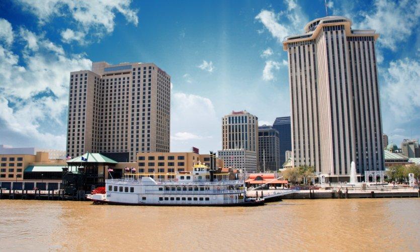 La Nouvelle-Orléans.