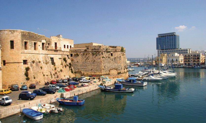 Castello de Gallipoli.