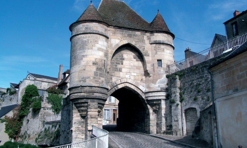 La porte d'Ardon - Laon.
