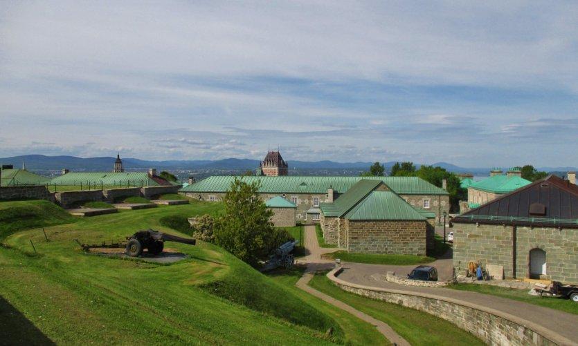 Citadelle de Québec.