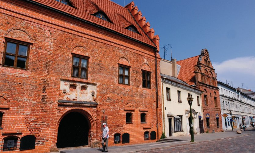 Visit Lithuania in one week