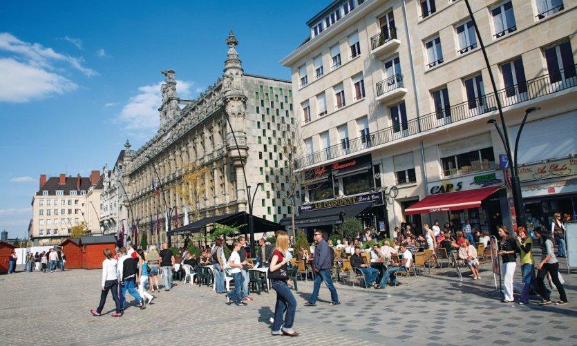 Place d'armes de Valenciennes