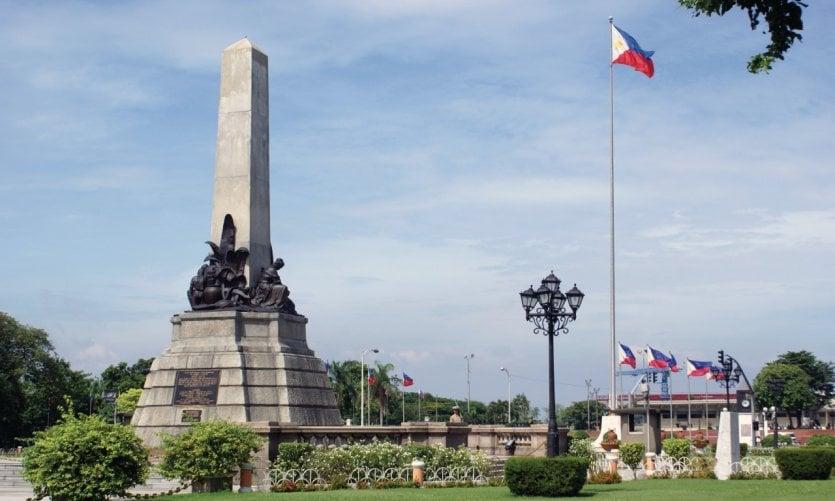 Parc Rizal.